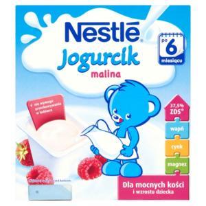 Nestle, Jogurciki - różne smaki marki Kaszki Nestlé - zdjęcie nr 1 - Bangla