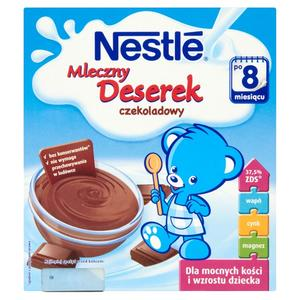 Nestle, Mleczne deserki marki Kaszki Nestlé - zdjęcie nr 1 - Bangla