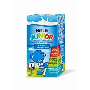 Nestlé Junior, Mleko modyfikowane o smaku naturalnym marki Kaszki Nestlé - zdjęcie nr 1 - Bangla