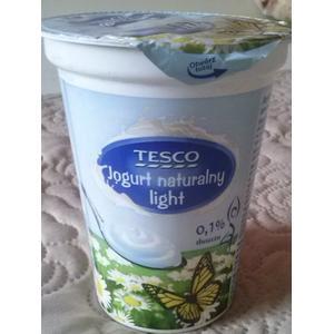 Jogurt Naturalny Light 0,1% Tłuszczu lub Jogurt Pełnotłusty marki Tesco - zdjęcie nr 1 - Bangla