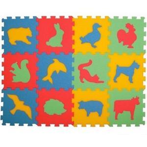 Mata Piankowa - Puzzle piankowe - różne rodzaje marki Maly Genius - zdjęcie nr 1 - Bangla