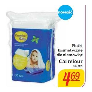 Płatki kosmetyczne dla niemowląt Carrefour marki Carrefour - zdjęcie nr 1 - Bangla