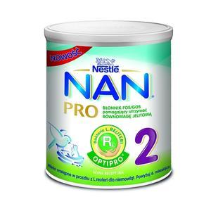 Mleko następne NAN PRO 2 z L.reuteri oraz błonnikiem marki Mleka modyfikowane NAN OPTIPRO 2 - zdjęcie nr 1 - Bangla