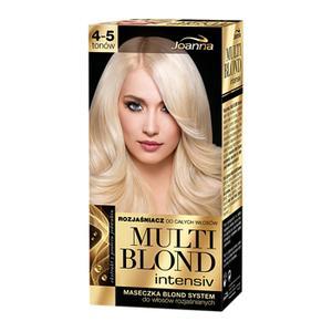 Multi Blond Intensiv rozjaśniacz do całych włosów marki Joanna - zdjęcie nr 1 - Bangla