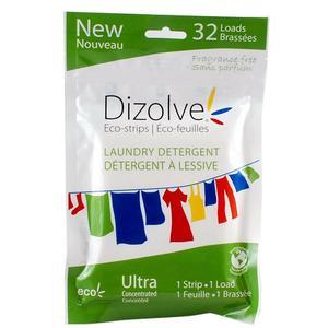 Eco Strips Laundry Detergent Ultra Concentrated, super skoncentrowane listki do prania marki Dizolve - zdjęcie nr 1 - Bangla