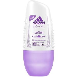 Cool & care, soften Roll-on, antyperspirant w kulce marki Adidas - zdjęcie nr 1 - Bangla