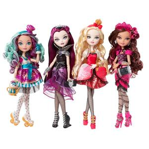 Lalki Ever After High, Royalsi i Rebelsi marki Mattel - zdjęcie nr 1 - Bangla