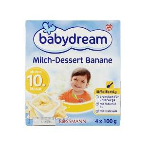 Rossmann, Babydream, Deser mleczny z bananami marki Rossmann - zdjęcie nr 1 - Bangla
