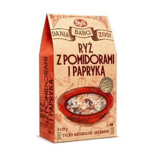 Dania Babci Zosi, Ryż z pomidorami i papryką marki Firma SyS - zdjęcie nr 1 - Bangla