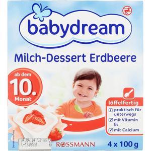 Rossmann, Babydream, Deserek mleczno-truskawkowy marki Rossmann - zdjęcie nr 1 - Bangla