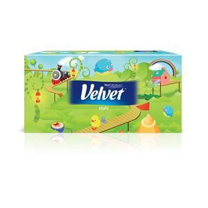 Velvet, chusteczki uniwersalne marki Velvet Care - zdjęcie nr 1 - Bangla
