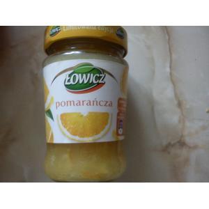 Dżem pomarańcza marki Łowicz - zdjęcie nr 1 - Bangla