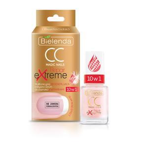 CC Magic Nails Repair Extreme 10w1, multifunkcyjna regenerująca odżywka-serum do paznokci z witaminami marki Bielenda - zdjęcie nr 1 - Bangla