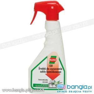 120, środek do czyszczenia szkła kominkowego marki Sotin - zdjęcie nr 1 - Bangla