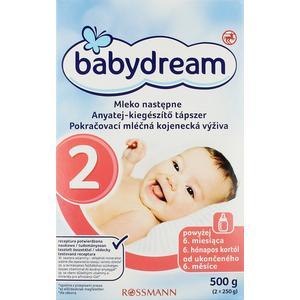Rossmann, Babydream, Mleko następne 2 dla niemowląt marki Rossmann - zdjęcie nr 1 - Bangla