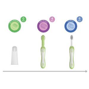Chicco, Zestaw do higieny jamy ustnej  marki Chicco - zdjęcie nr 1 - Bangla