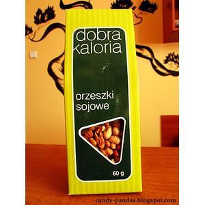 Dobra kaloria, orzeszki sojowe marki Kubara - zdjęcie nr 1 - Bangla