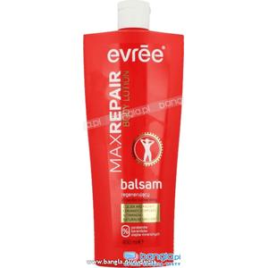 Max repair, balsam regenerujący do bardzo suchej skóry marki Evree - zdjęcie nr 1 - Bangla
