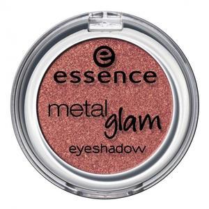 Essence Metal Glam Eyeshadow, metaliczny cień do powiek marki Essence - zdjęcie nr 1 - Bangla