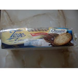 Owsiane de lux ciasteczka z czekoladą marki Tago - zdjęcie nr 1 - Bangla