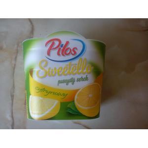 Pilos Sweetello, puszysty serek, różne smaki marki Lidl - zdjęcie nr 1 - Bangla