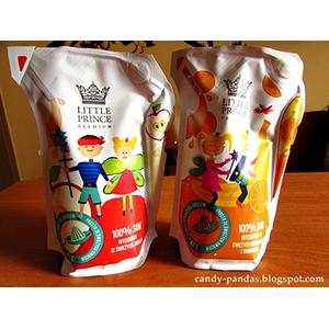 Little prince premium, sok ze świeżych owoców, różne smaki marki Emig - zdjęcie nr 1 - Bangla