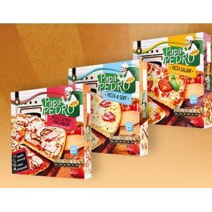 Papa Pedro Pizza, różne rodzaje marki Biedronka - zdjęcie nr 1 - Bangla