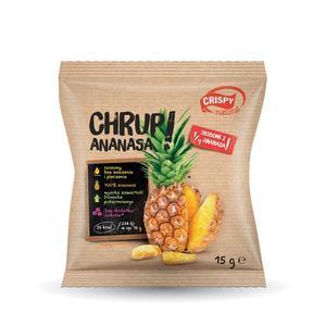 Cripsy natural, Suszony ananas marki CRISPY NATURAL Sp. z o. - zdjęcie nr 1 - Bangla