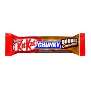 Nestle, Kit Kat Chunky, Double Caramel marki KitKat - zdjęcie nr 1 - Bangla