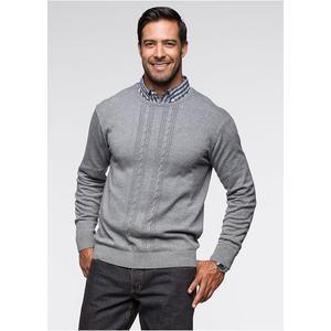 Swetry męskie, różne fasony marki Bonprix - zdjęcie nr 1 - Bangla
