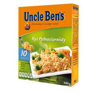 Ryż pełnoziarnisty marki Uncle Ben's - zdjęcie nr 1 - Bangla