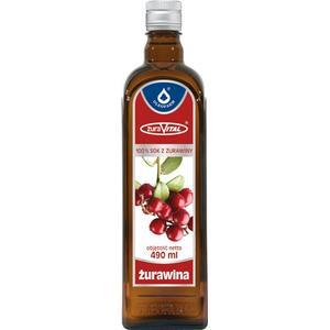 żuraVital, 100% sok z owoców żurawiny marki Oleofarm - zdjęcie nr 1 - Bangla
