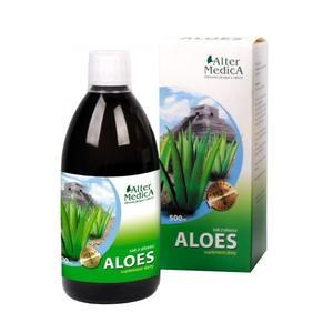 Aloes, sok z aloesu marki Alter Medica - zdjęcie nr 1 - Bangla