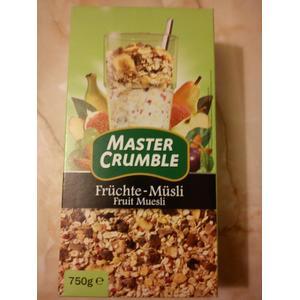 Master Crumble Fruit Muesli marki Lidl - zdjęcie nr 1 - Bangla