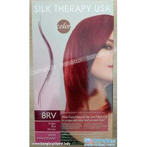 Silk Therapy USA, Farba do włosów bez amoniaku marki Farouk - zdjęcie nr 1 - Bangla