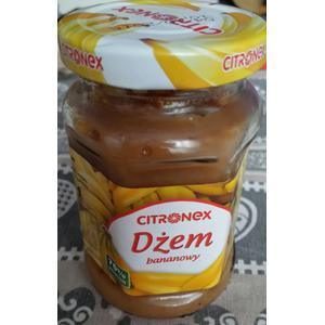 Dżem bananowy marki Citronex - zdjęcie nr 1 - Bangla