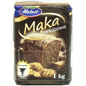 Mąka orkiszowa marki Melvit - zdjęcie nr 1 - Bangla