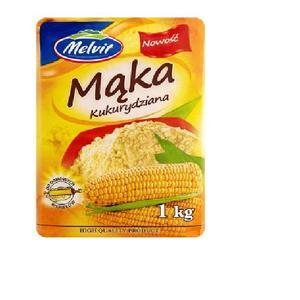 Mąka kukurydziana marki Melvit - zdjęcie nr 1 - Bangla