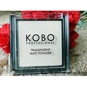 Transparent Matt Powder marki Kobo - zdjęcie nr 1 - Bangla