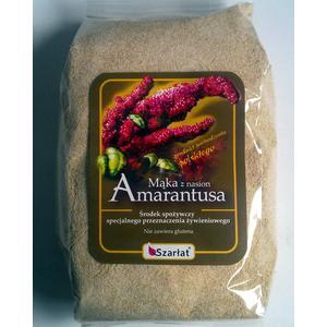 Mąka z nasion amarantusa marki Szarłat - zdjęcie nr 1 - Bangla