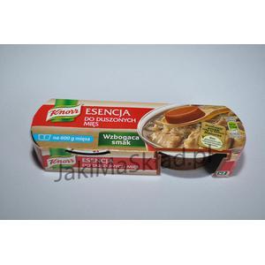 Esencje do duszonych dań, różne rodzaje marki Knorr - zdjęcie nr 1 - Bangla