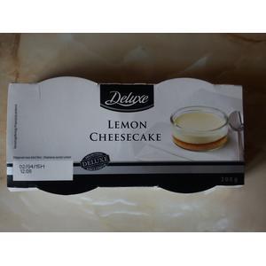 Deluxe Lemon Cheesecake marki Lidl - zdjęcie nr 1 - Bangla
