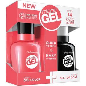 Miracle gel, żelowy manicure marki Sally Hansen - zdjęcie nr 1 - Bangla