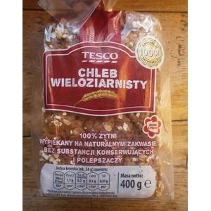 Chleb wieloziarnisty marki Tesco - zdjęcie nr 1 - Bangla