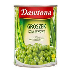 Groszek konserwowy marki Dawtona - zdjęcie nr 1 - Bangla