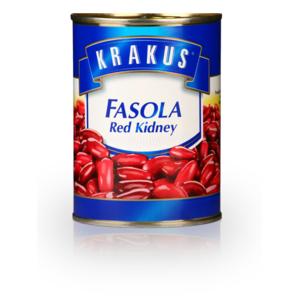 Fasola Red Kidney marki Krakus - zdjęcie nr 1 - Bangla