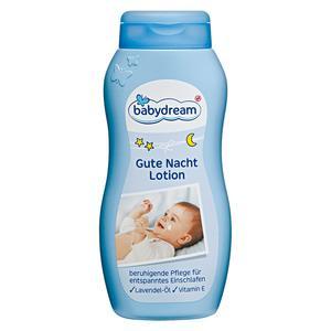 Babydream, Gute Nacht Lotion, Balsam na dobranoc dla niemowląt i dzieci marki Rossmann - zdjęcie nr 1 - Bangla