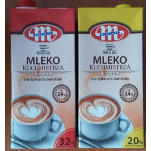 Mleko Kuchmistrza nie tylko dla baristów marki Mlekovita - zdjęcie nr 1 - Bangla