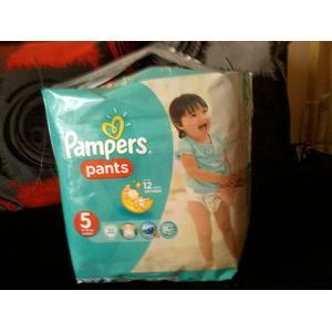 Pants, pieluchomajtki, różne rozmiary marki Pampers - zdjęcie nr 1 - Bangla