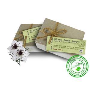Black Seed Soap, Mydło z Olejem z Czarnuszki marki CosmoSPA - zdjęcie nr 1 - Bangla